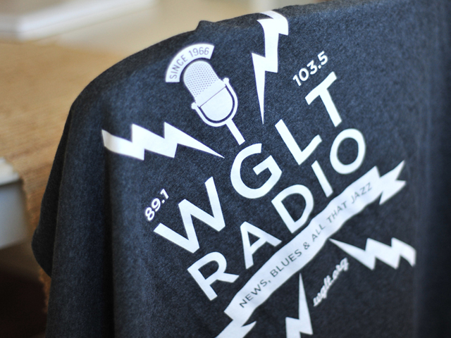 WGLT Radio Wearables
