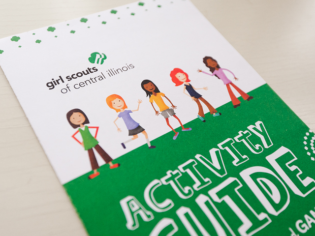 Girl Scouts of Central Illinois Activity Guide