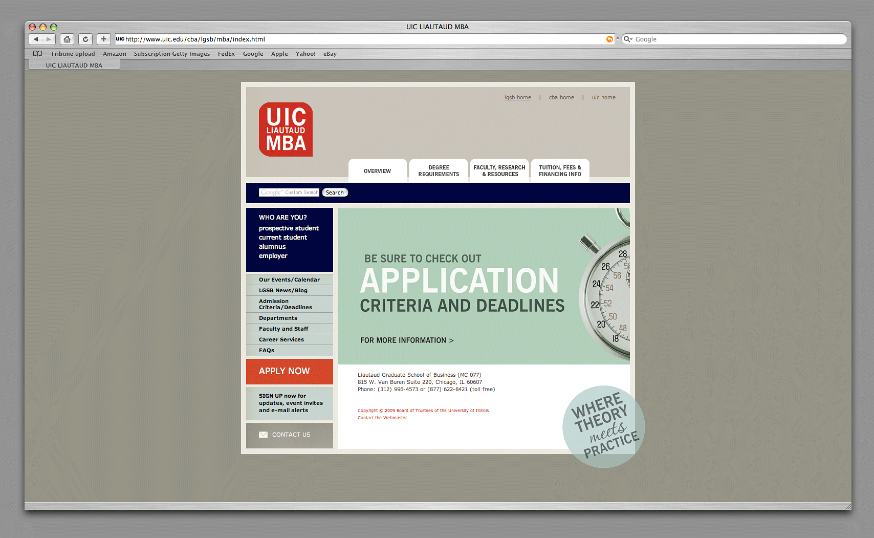 uic mba program mark huffman creative layers for uicwebsitemockup 1