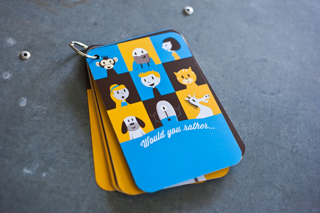 Conversation cards cover